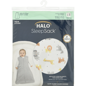Halo Blanket, Large, Jungle Print Cotton, 12 to 18 Months