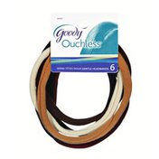 Goody Ouchless Gentle Headbands - 6 CT