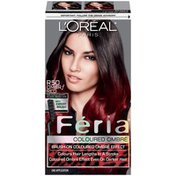 Feria Coloured Ombre Ombrf Red Medium Brown to Dark Brown R50 Hair Color