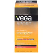 Vega Pre-Workout Energizer Açai Berry Dietary Supplement Powder