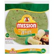 Mission Wraps