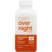 Oats Overnight Shake, Peanut Butter Crunch