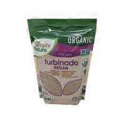 Simply Nature Organic Turbinado Sugar