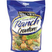 Best Choice Homestyle Cut Ranch Croutons