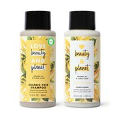 Love Beauty and Planet Shampoo And Conditioner Coconut Oil & Ylang Ylang