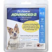 PetArmor Flea Treatment, for Dogs 11-20 Pounds