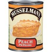 Musselman's Peach Pie Filling