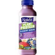 Naked Blueberry Banana Chilled  Juice