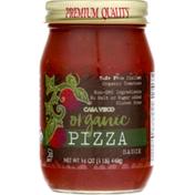 Casa Visco Organic Pizza Sauce