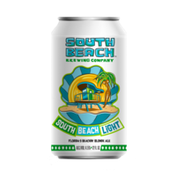 South Beach Brewing Co. South Beach Light