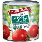 Muir Glen Organic Whole Peeled in Juice Tomatoes