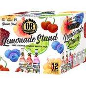 Devils Backbone Brewing Company Lemonade Stand Hard Lemonade & Limeade Variety Pack