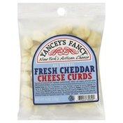 Yancey's Fancy Cheese Curds, Fresh Cheddar