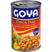 Goya Chick Peas in Sauce
