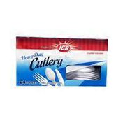 IGA Heavy Duty Cutlery