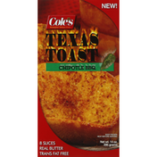 Cole's Texas Toast, Chipotle BBQ