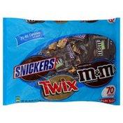 Mars Candy Assortment, Fun Size