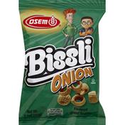 Osem Bissli, Onion Flavored