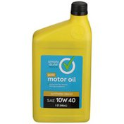 Simply Done Gold Synthetic Blend Motor Oil Sae 10W 40