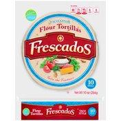 """Frescados 6"""" Flour Tortillas"""