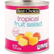 Best Choice Tropical Fruit Salad