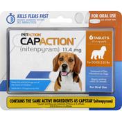 PetAction Capaction, Nitenpyram, 11.4 mg