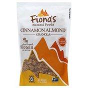 Fionas Natural Foods Granola, Cinnamon Almond