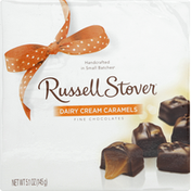 Russell Stover Caramels, Dairy Cream