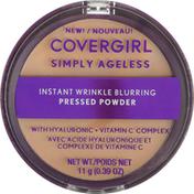 CoverGirl Pressed Powder, Classic Ivory 210