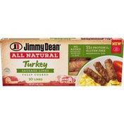 Jimmy Dean Sausage Links, Turkey