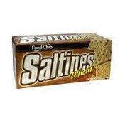 Food Club Wheat Saltines