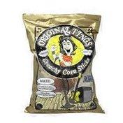 Pirate's Booty Corn Sticks, Crunchy, Baked