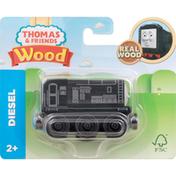 Fisher-Price Diesel, Real Wood, 2+