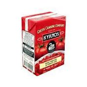 Kyknos Diced Tomatoes In Tomato Juice
