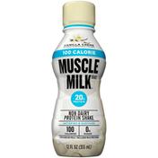 CytoSport Muscle Milk 100 Calorie Vanilla Crème Non Dairy Protein Shake