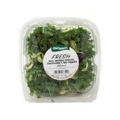 Kale Brussels Sprout Cauliflower Blend
