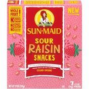Sun-Maid Sour Strawberry Raisin Snacks