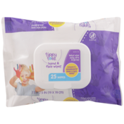 Tippy Toes Hand & Face Wipes