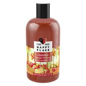 Find Your Happy Place Autumn Apple Picking Apple And Frosted Berry