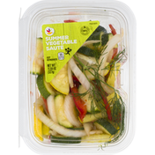 Ahold Summer Vegetable Saute