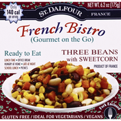 St. Dalfour Three Beans with Sweetcorn