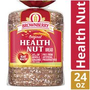 Brownberry Whole Grains Health Nut Bread