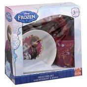 Zak Mealtime Set, 3pc, Frozen, Box