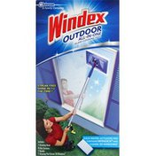 Windex Glass Cleaning Tool, All-In-One, Outdoor