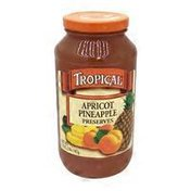 Tropical APRICOT PINEAPPLE Preserves