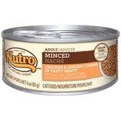NUTRO Adult Minced Chicken & Shrimp Cuisine in Tasty Gravy Cat Food