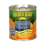 Golden Star Mandarin Oranges