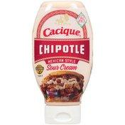 Cacique Chipotle Mexican-Style Sour Cream