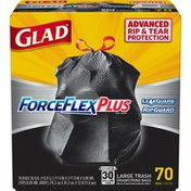 Glad Force Flex , Extra Strong