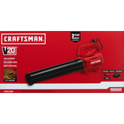 Craftsman Blower, Axial, V20 Lithium Ion